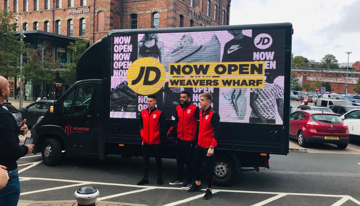 JD Store Launch